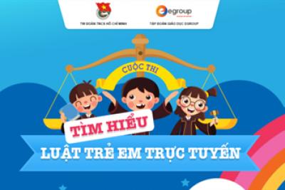 """Phát động cuộc thi """"Tìm hiểu Luật trẻ em trực tuyến, năm 2019"""""""