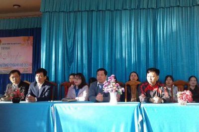 Trường THCS Nguyễn Khuyến tổ chức chương trình Xuân Tình Nguyện và công tác Trần Quốc Toản nhân dịp Tết Kỷ Hợi 2019